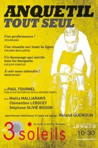 Affiche Anquetil