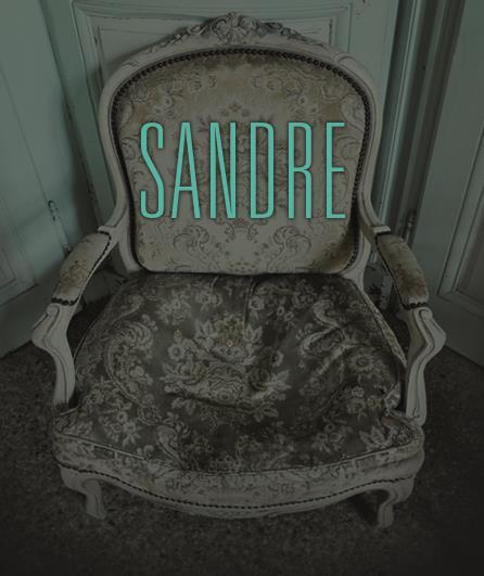 Affiche Sandre
